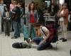"""Filmhund Pepper bei den Dreharbeiten zur ARD-Serie """"Verbotene Liebe"""""""